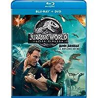 Jurassic World: Fallen Kingdom [BD Combo Pack] [Blu-ray] (Bilingual)