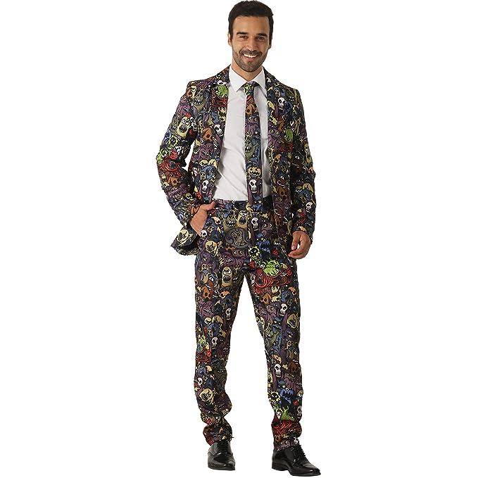 giacca con pantalone uomo colorato