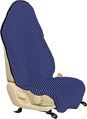 Amazon Com Ambesonne Navy Blue Car Seat Hoodie Old Fashioned