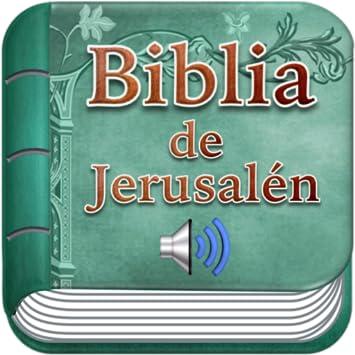 bible de jérusalem audio