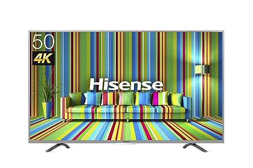 ハイセンス50V型4KULTRAHD液晶テレビ直下型LEDバックライトスリムボディ外付けHDD録画対応(裏番組録画)HJ50K323U2016年モデル