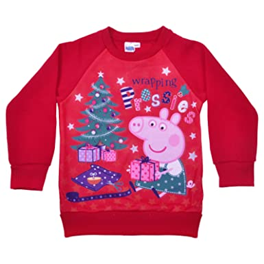 Peppa Pig M/ädchen Pullover