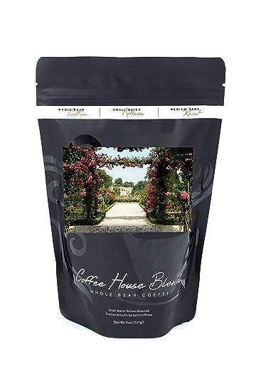 Portland, Oregon   Rose Garden Trellis (8oz Whole Bean Small Batch Artisan  Coffee