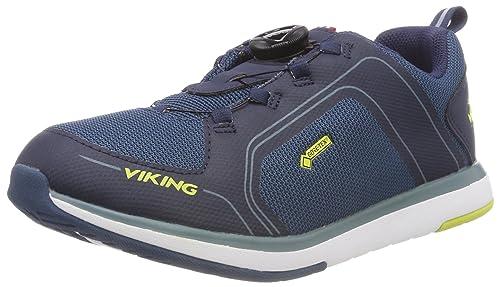 Viking Seim Boa GTX, Zapatillas de Cross Unisex niños: Amazon.es: Zapatos y complementos