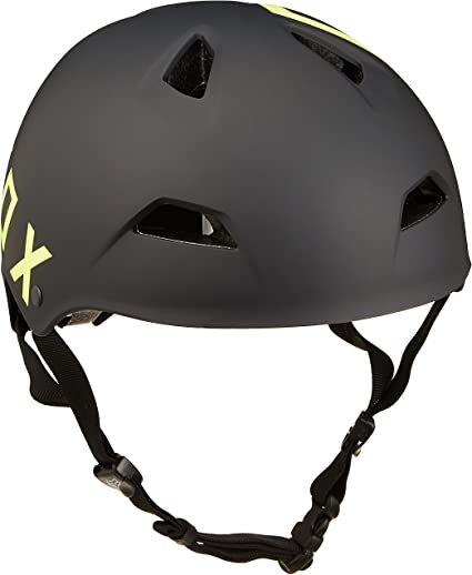 best loved best size 7 Fox Racing Flight Hardshell Helmet Black/Flo Yellow, M: Amazon.ca ...