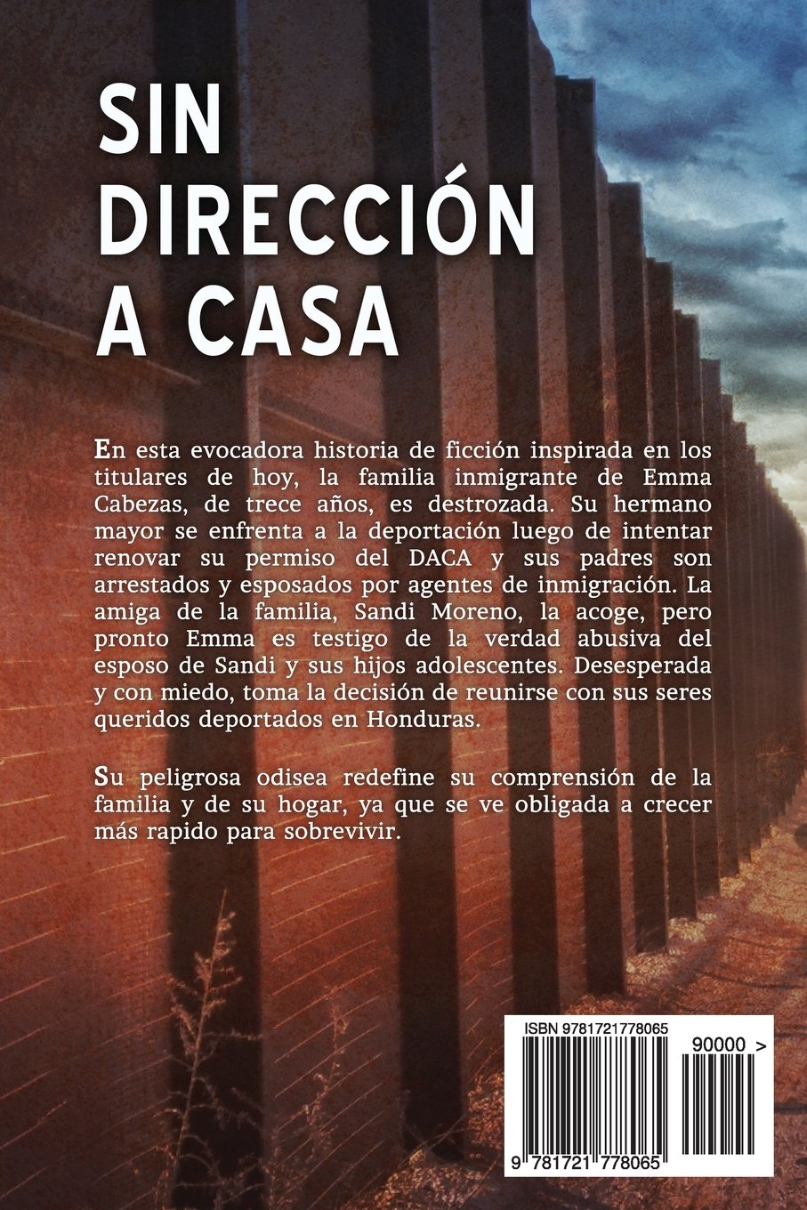 Sin Dirección a Casa (Spanish Edition): Diane Winger: 9781721778065: Amazon.com: Books