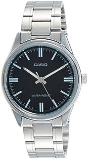 Casio Reloj con Movimiento Cuarzo japonés MTP-V005D-1A 40 mm