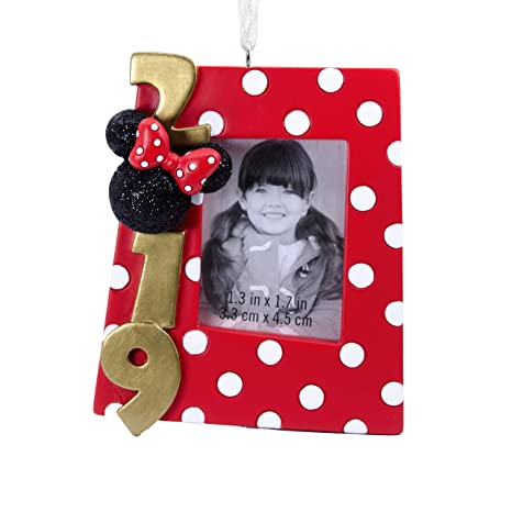 2019 Dated Christmas Ornaments Amazon.com: Hallmark Christmas Ornaments 2019 Year Dated, Disney