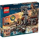 LEGO Pirates des Caraïbes - 4194 - Jeu de Construction - La Baie du Cap Blanc