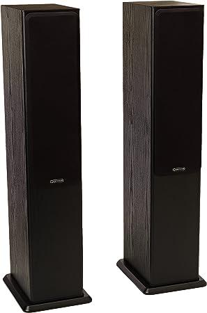 Altavoces Monitor Audio Bronze 5 Floorstanding Speakers (Pair) (Black Oak)