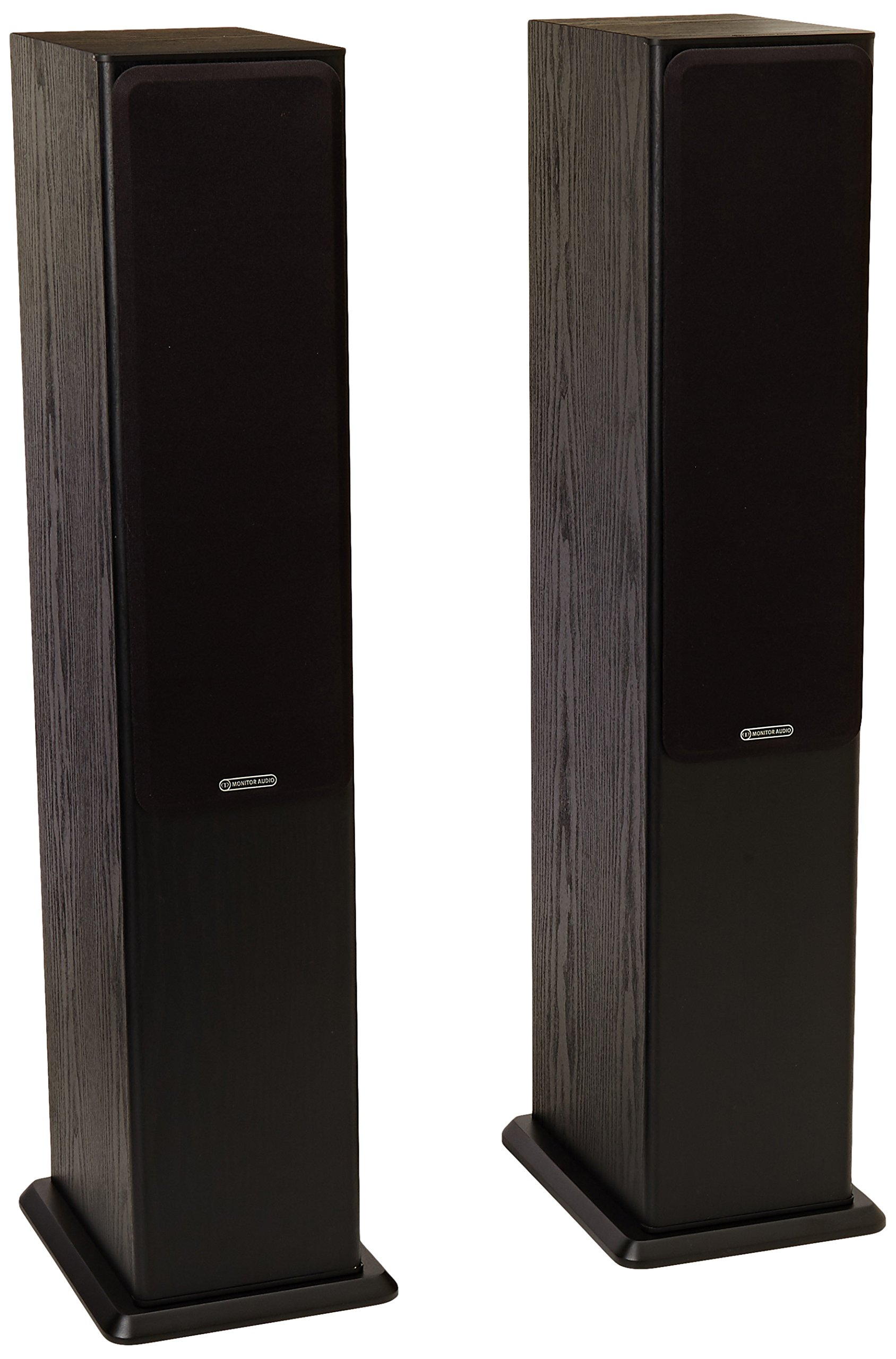 Monitor Audio Bronze Series 5 2 1/2 Way Floorstanding Speaker - Each - Black Oak by Monitor Audio