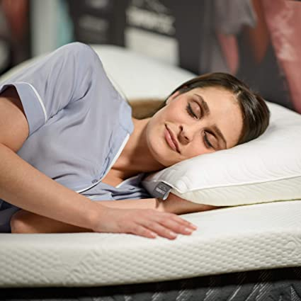 the latest 9156e 4c9dc Tempur-Pedic TEMPUR Supreme 3-Inch Premium Foam Mattress Topper, Adaptable  Personalized Comfort, Pressure Relieving, Assembled in the USA, 25 Year ...