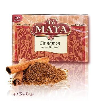 Amazon.com   Te Maya - Cinnamon Tea from Guatemala - 40 bags ... 259f809353029