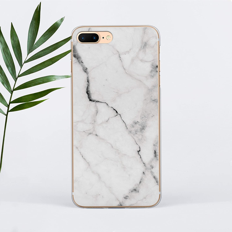 Amazon.com: bagparadise mármol iPhone 7 piedra iPhone 6 Plus ...