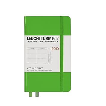 Leuchtturm1917 357863 Inglés Fresh Green: Amazon.es: Oficina ...