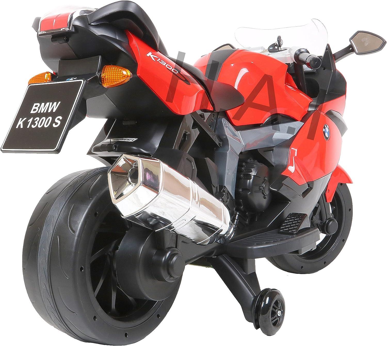 Amazon.com: BMW motocicleta con licencia niños paseo en ...