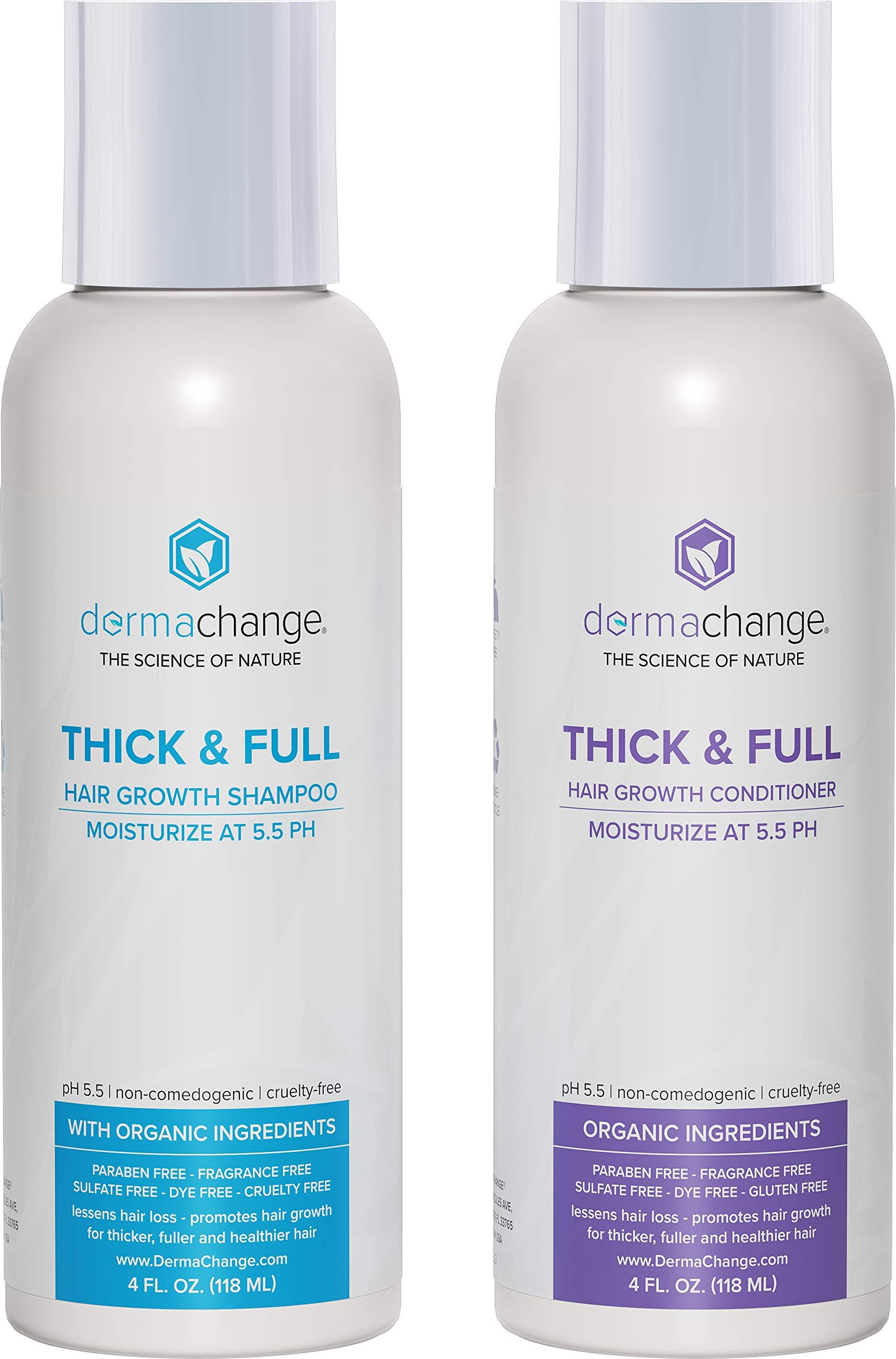 hair growth organic