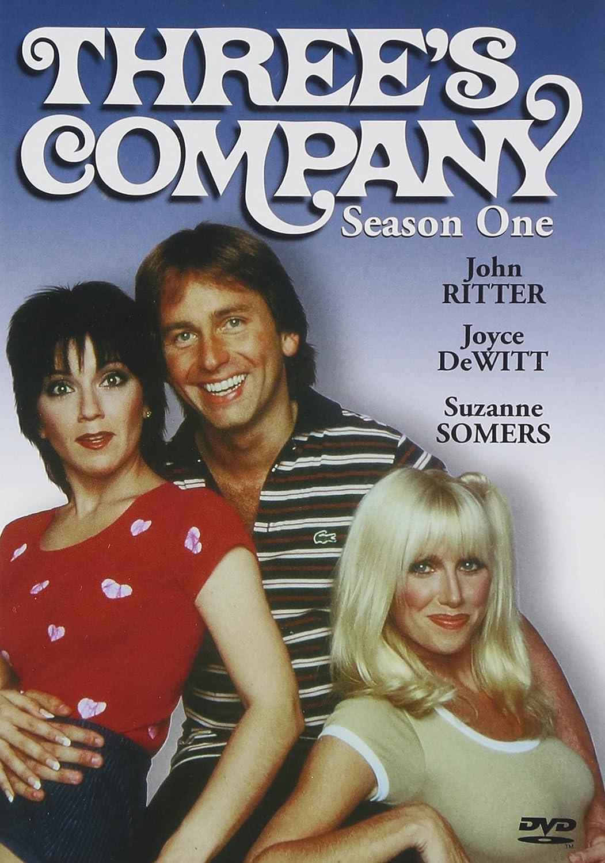 Amazon.com: Three\'s Company: Season 1: John Ritter, Bernard West ...