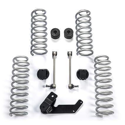 4DR POISON FROG PK8435 3.5 Coil Spring Suspension Lift kit for 2007-2018 Jeep Wrangler JK
