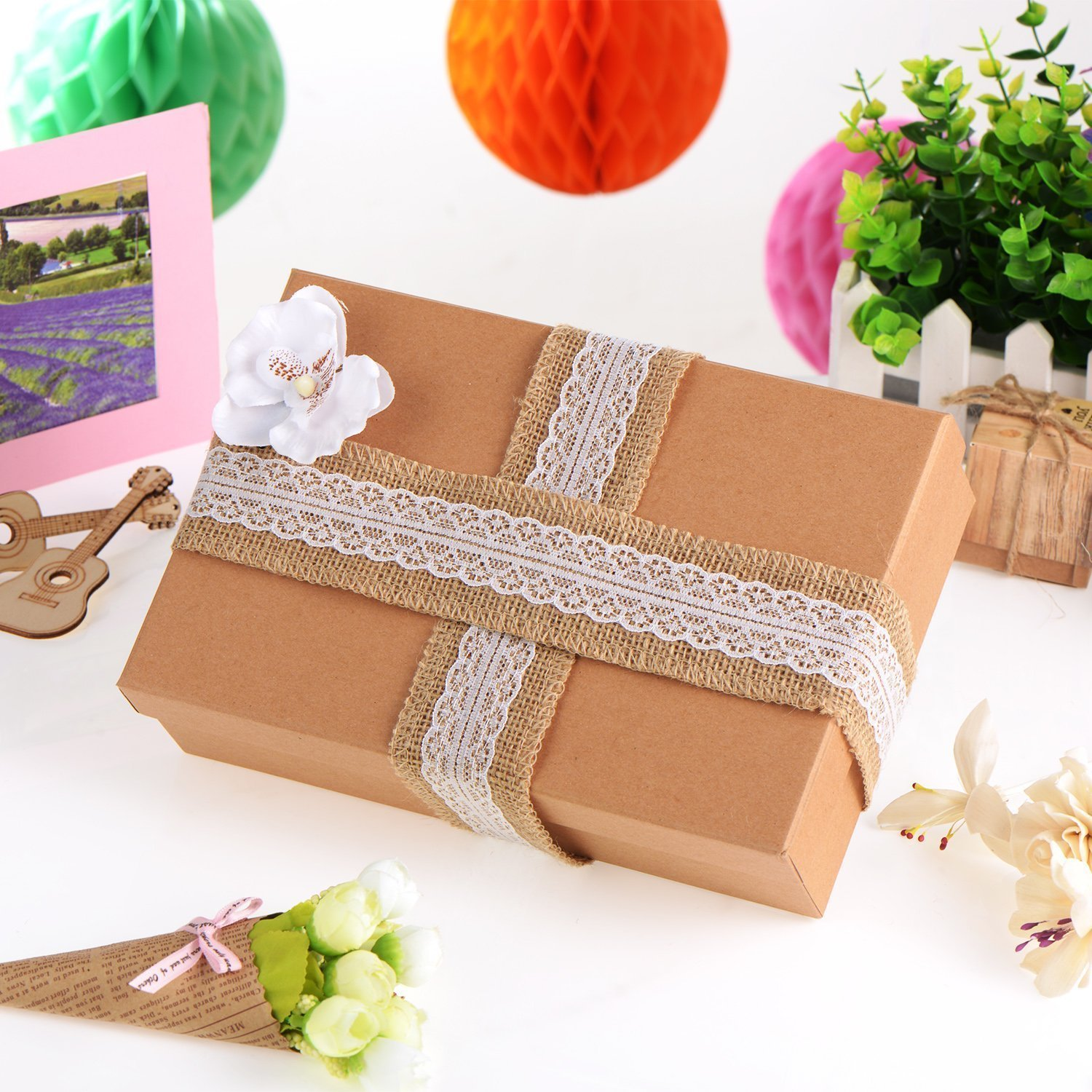 gift wrap ribbon
