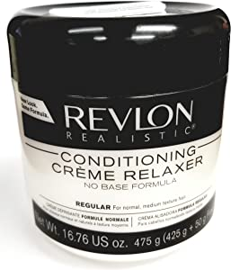 Revlon Professional Conditioning Creme Relaxer Regular 15oz