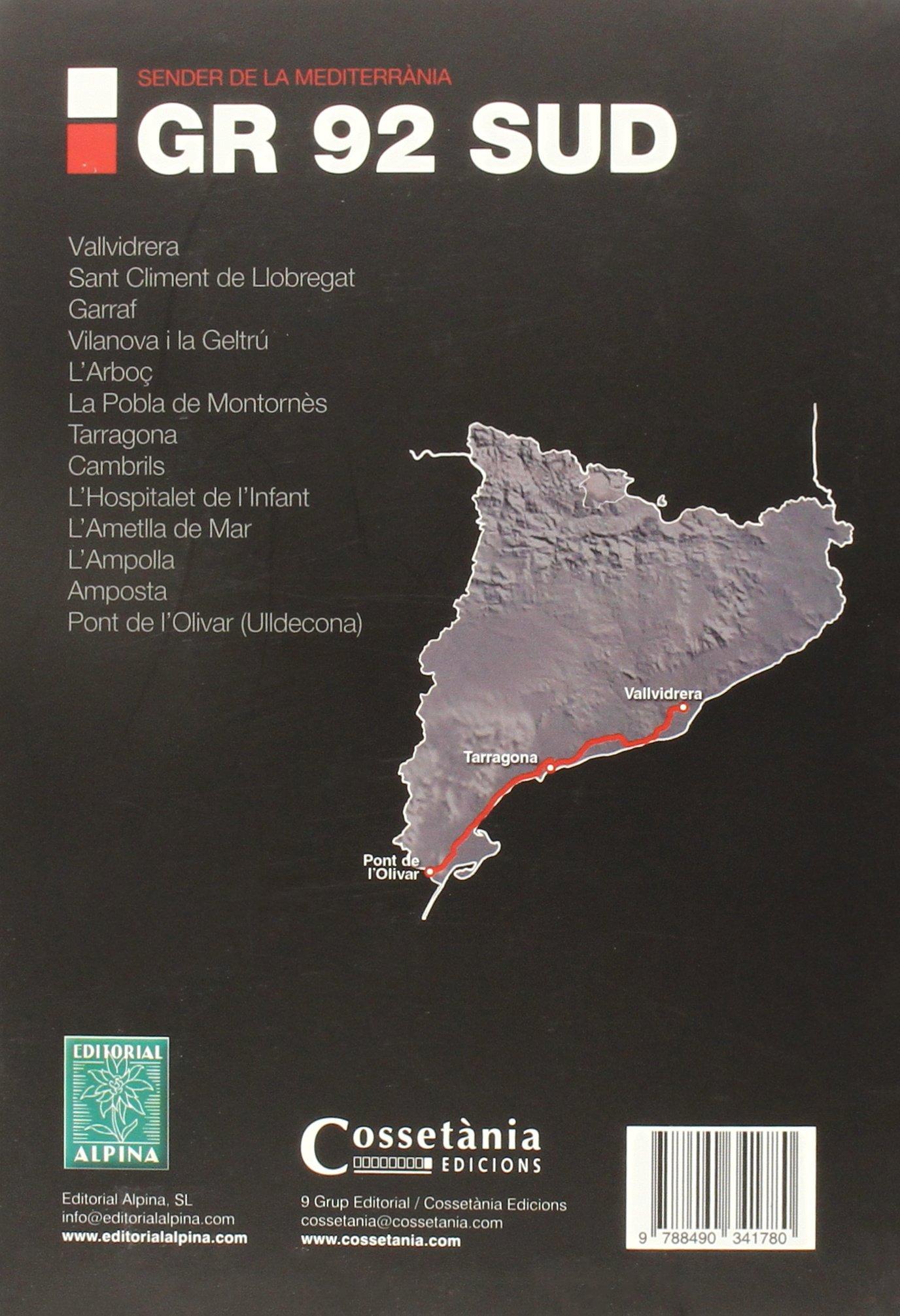 Sender Del Mediterrani. GR 92 Sud: De Vallvidrera Barcelona ...