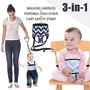 Clippasafe Child Baby Toddler Safety Walking Harness//reins washable UK SELLER #2