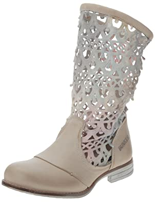 uk availability 81335 32ab2 Bunker Sara, Bottes Femme - Gris (Fog), 42 EU  Amazon.fr  Chaussures et Sacs