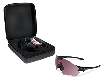 28496a18fe4e Amazon.com : Oakley Si Tombstone Reap PRIZM w/ 3 Lens Array (Clear ...