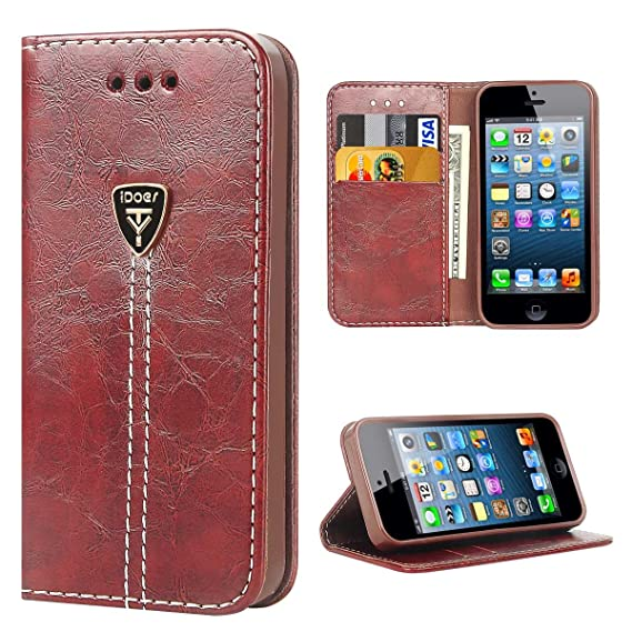a7836c40eb Image Unavailable. Image not available for. Color: iPhone 5s Wallet Case, iPhone  5 Cases ...