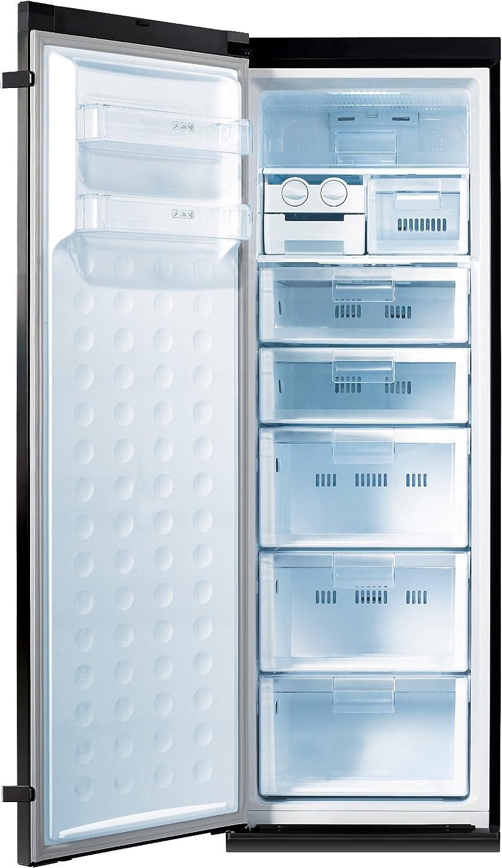 Samsung RZ80FBBB Independiente Vertical 277L A+ Negro - Congelador ...