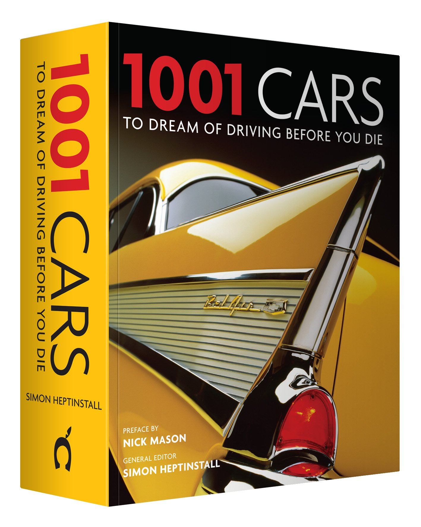 1001 Cars to Dream of Driving Before You Die: Simon Heptinsall:  9781844037247: Amazon.com: Books