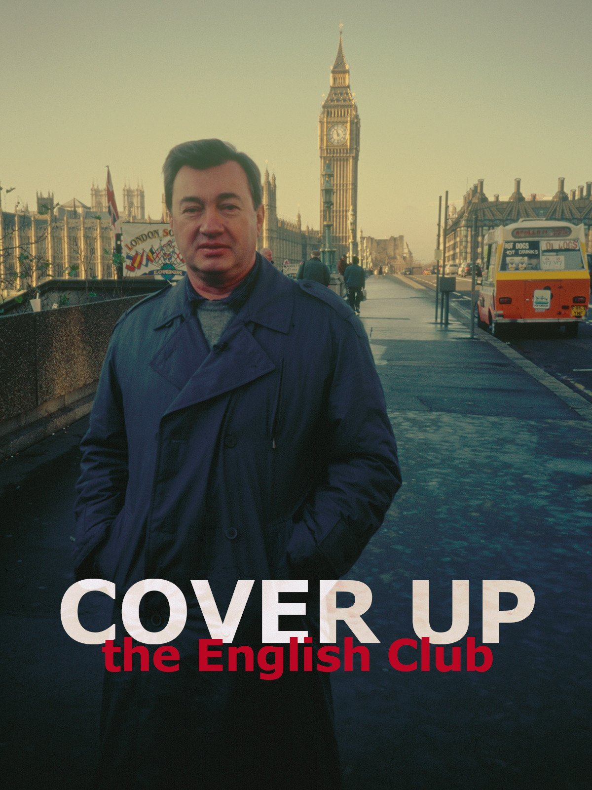 Cover Up the English Club on Amazon Prime Video UK