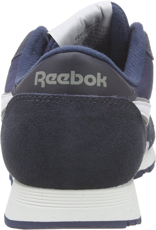Reebok Mens CL NYLON Classic Sneaker