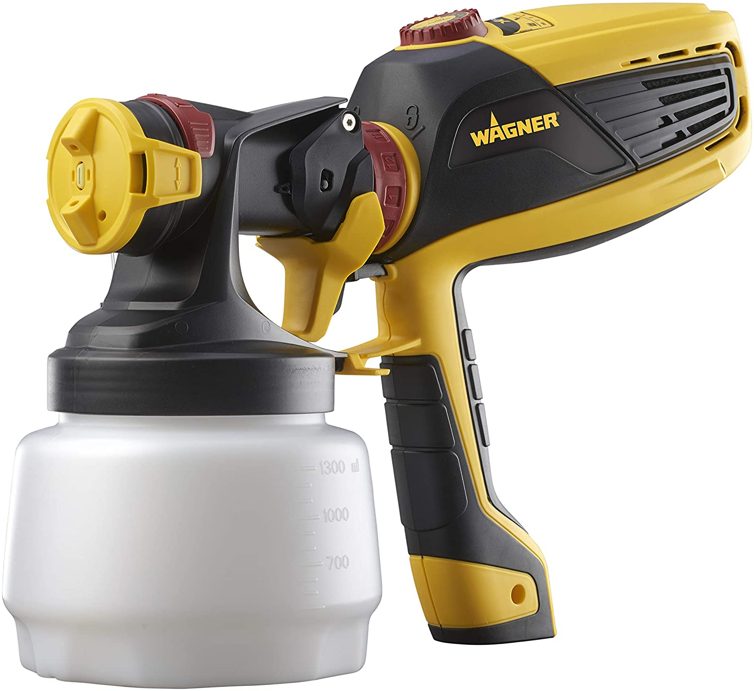 Wagner Spraytech FLEXiO 590 Handheld HVLP Paint Sprayer