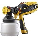 Wagner Spraytech 0529010 FLEXiO 590 Handheld HVLP Paint Sprayer, Sprays Unthinned Latex, Includes Two, iSpray Detail Finish N