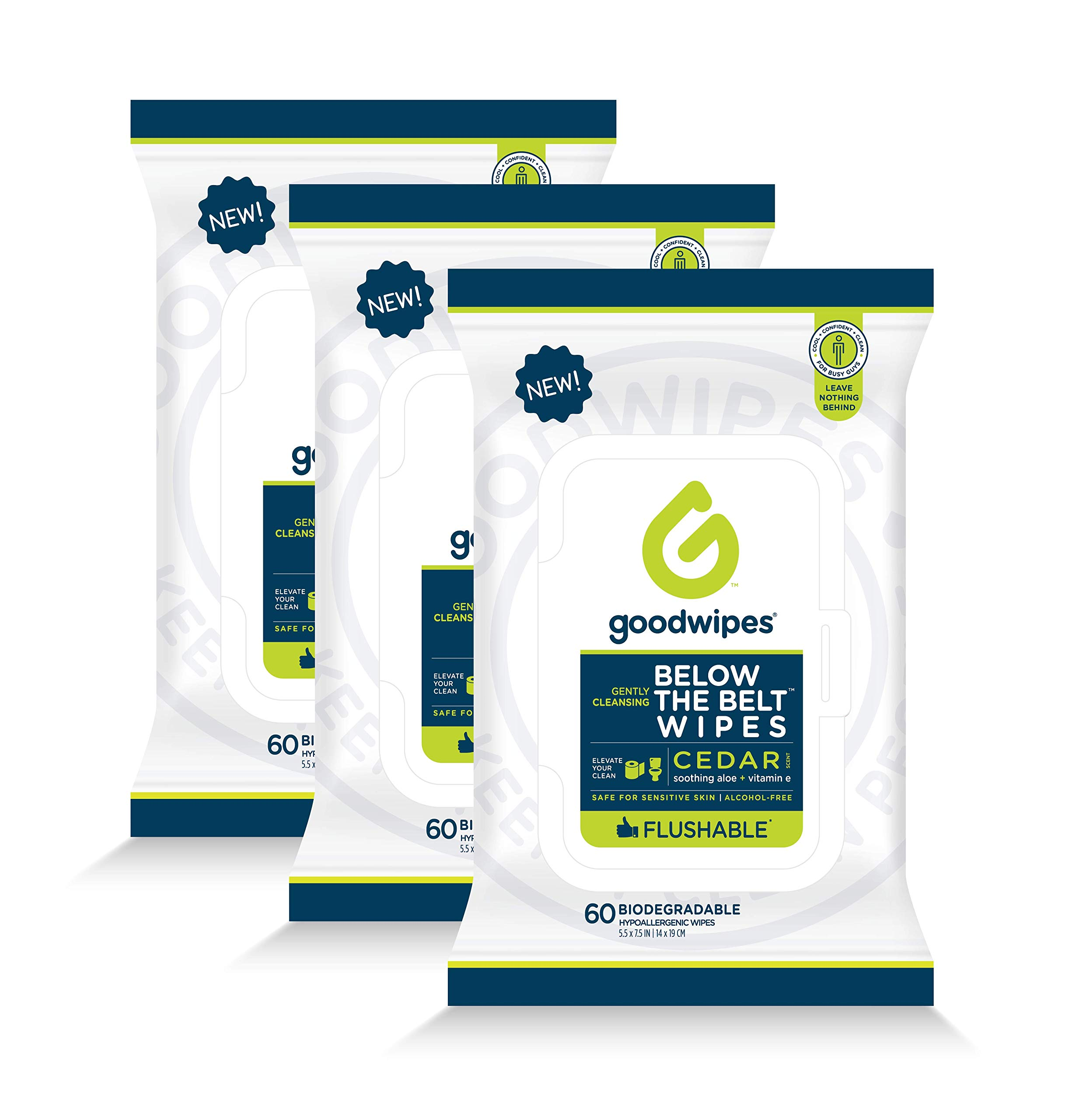Best Rated in Personal Cleansing Wipes & Helpful Customer Reviews