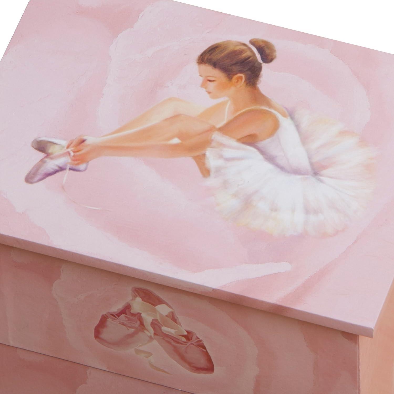 Amazoncom Mele Co 00828S12 Casey Girls Musical Ballerina