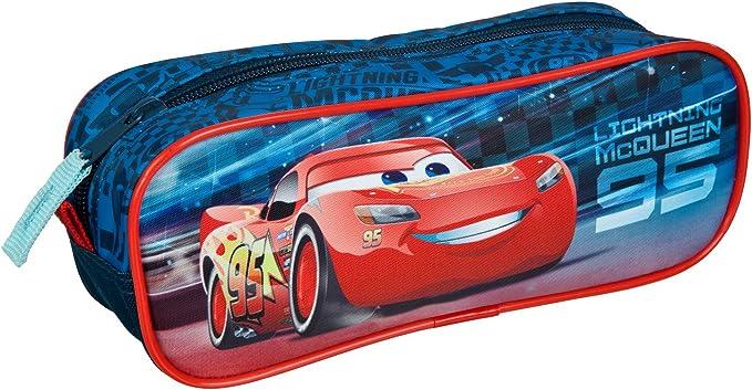 Undercover caad0690 – Estuche Escolar, Disney Pixar Cars 3, 23 x 8 x 7 cm: Amazon.es: Juguetes y juegos