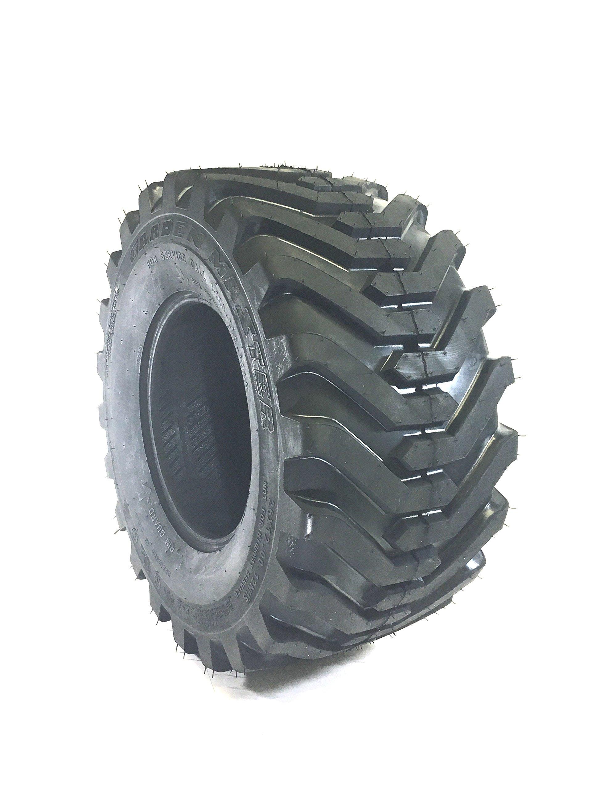 26X12.00-12 Garden Master 4Ply R4 Heavy Duty Lug Tire 26X12.00X12
