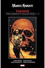 Marvel Knights Punisher by Garth Ennis: The Complete Collection Vol. 1 Kindle Edition
