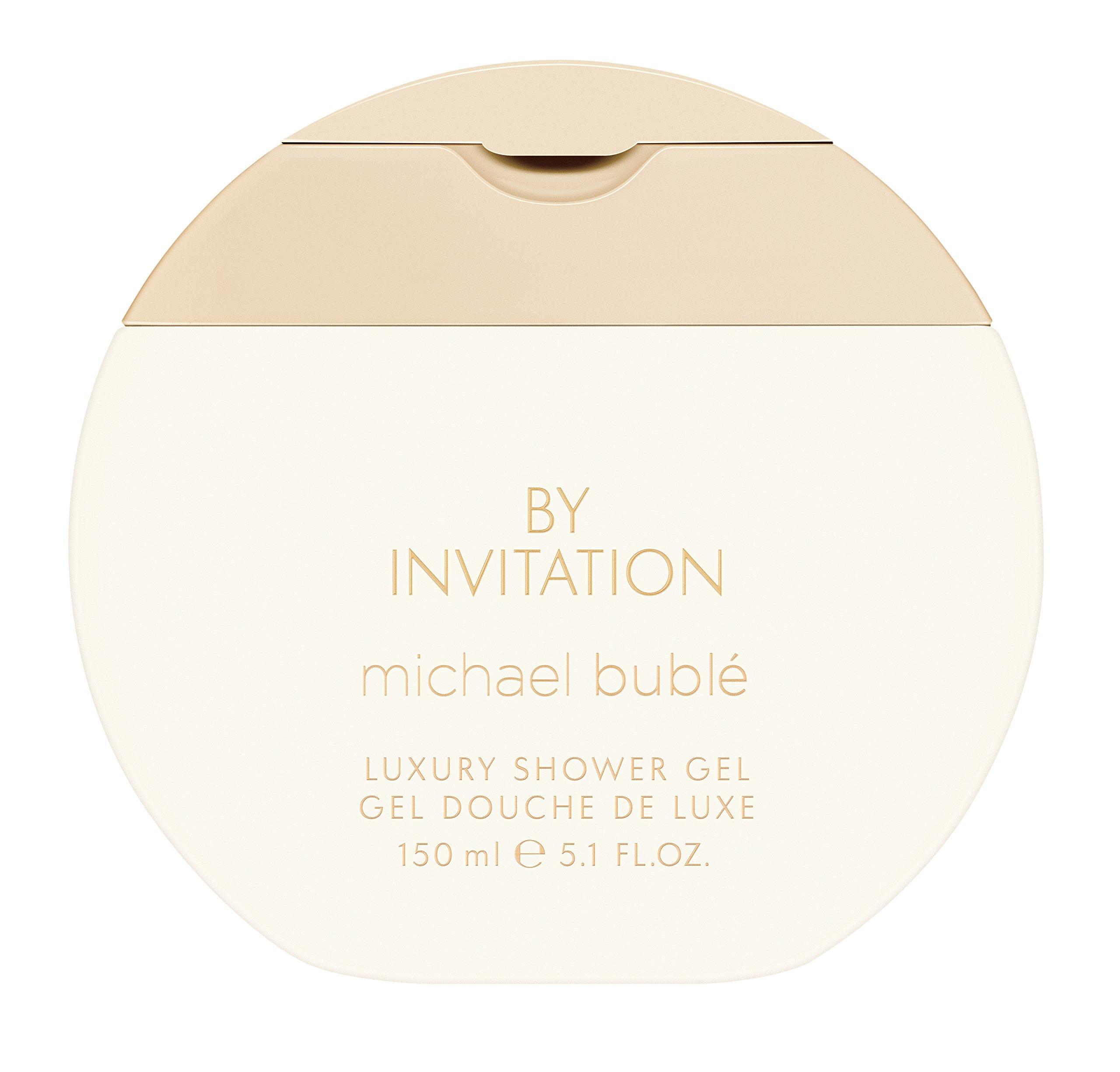 MICHAEL BUBLE By Invitation 150 ml Luxury Shower Gel
