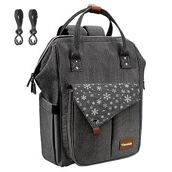 Baby Wickelrucksack Wickeltasche Multifunktional Mama Rucksack ReisePflegetasche