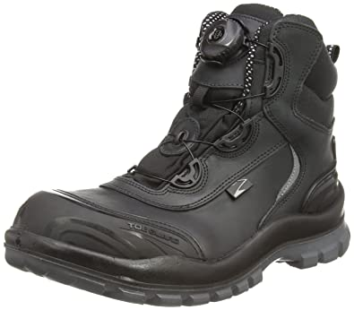 Pezzol Moonwalker, Men's Safety Boots, Black (Black), 6 UK (39
