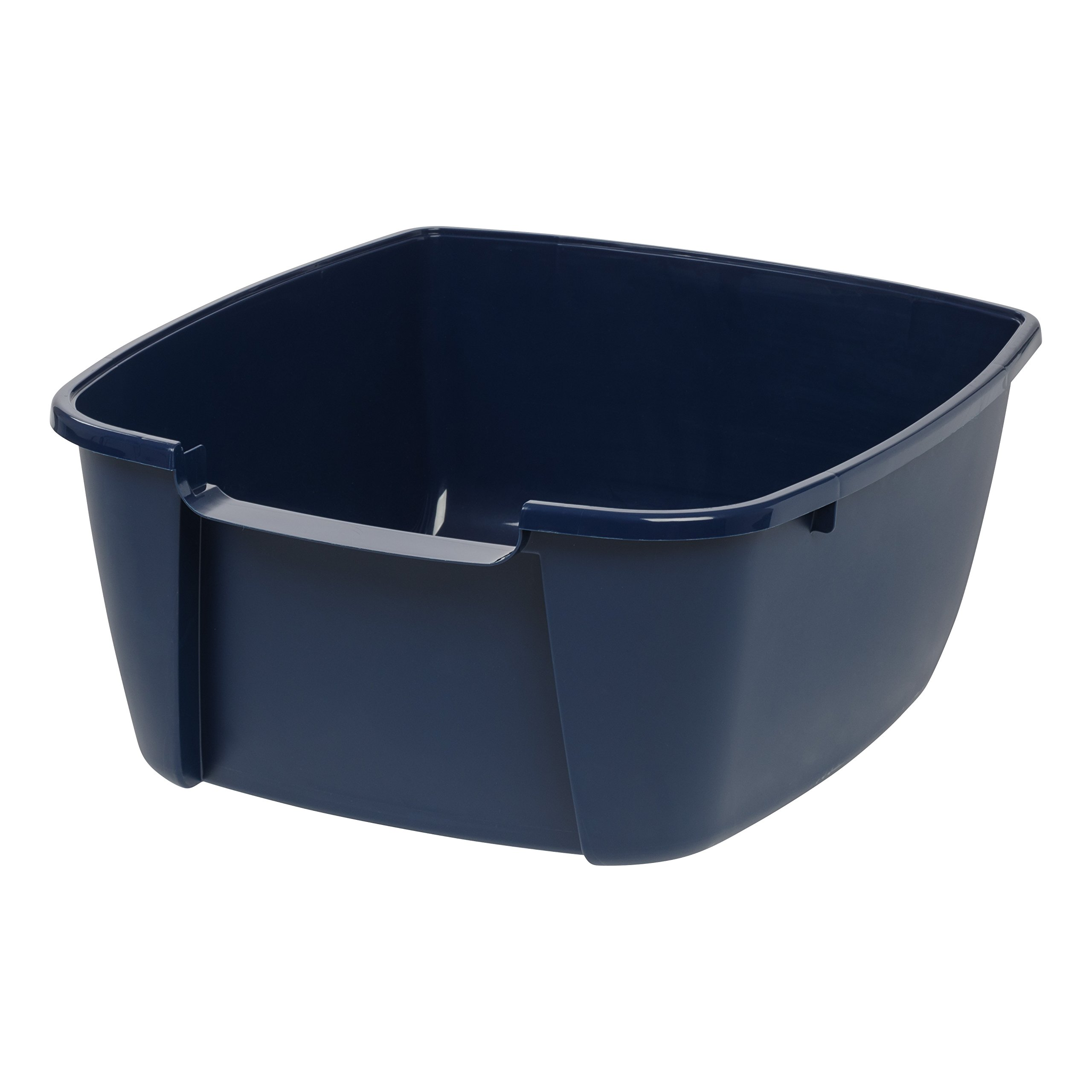 IRIS Jumbo Litter Box with Scoop, Navy