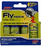 PIC Fly Ribbon Bug & Insect Catcher (4 Pack)
