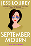 September Mourn (A Mira James Mystery Book 5)