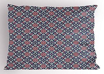Amazon.com: Nature - Funda de almohada, colorida y estampada ...