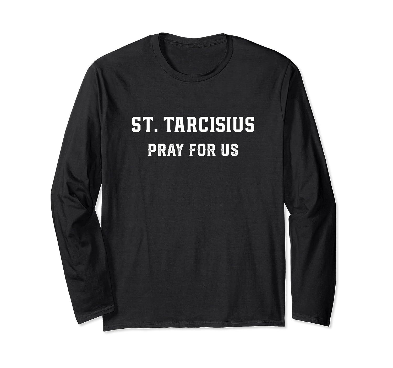 St. Tarcisius Shirt Boys Confirmation Gift Catholic Saint-alottee gift