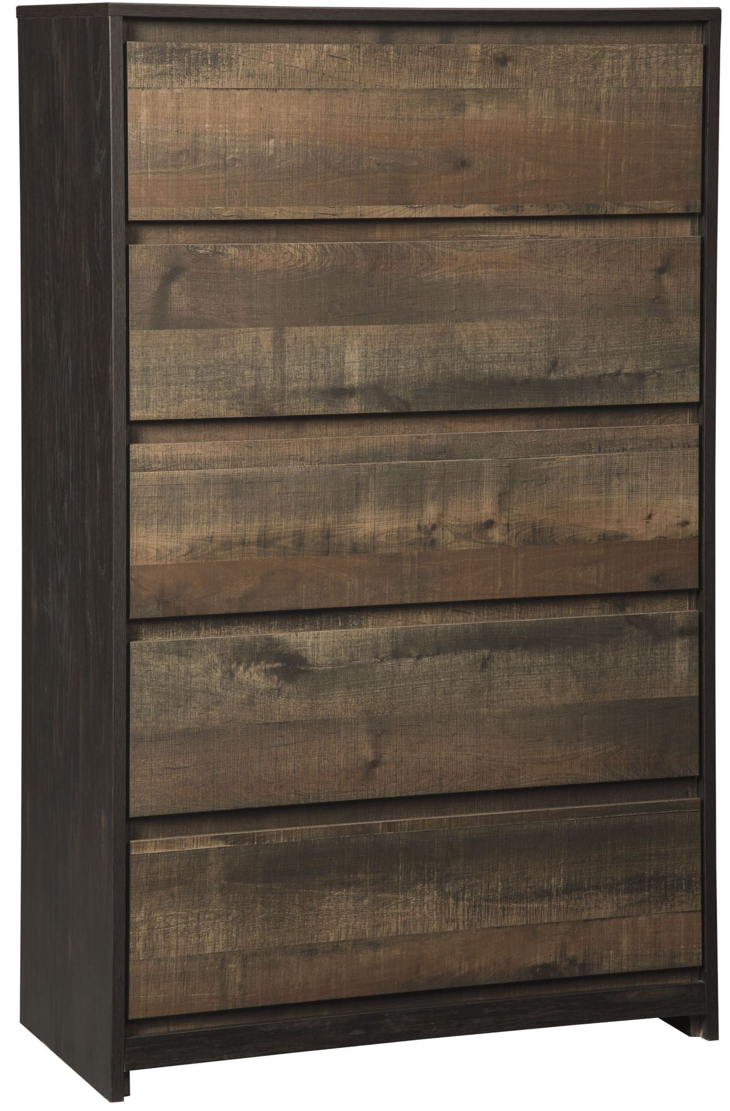 Signature Design by Ashley B320-46 Windlore Rustic Dresser Chest of Drawers, One Size